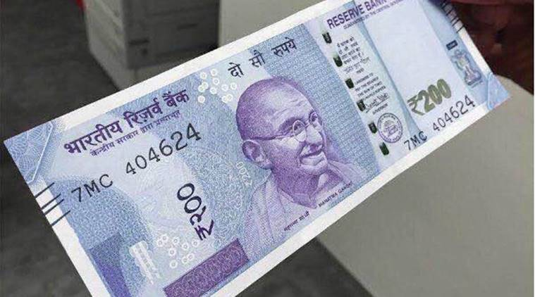 RBI All Set To Release the 200 RS Note in June 2017