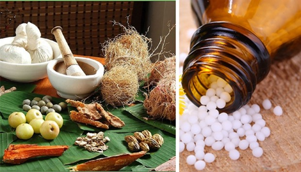 New laws are likely to be introduced on Homoeopathy and Ayurveda