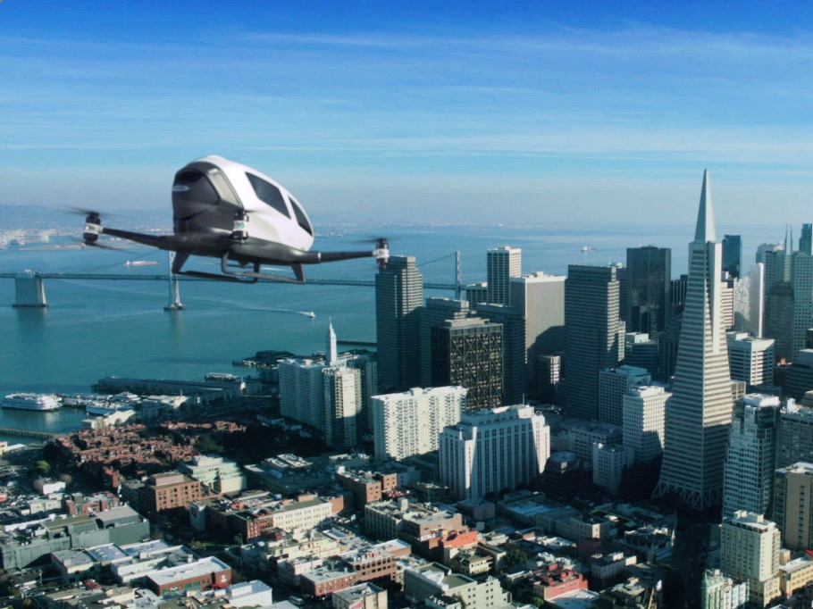Flying cars are soon going to be a reality