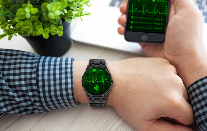 Now a wearable gadget can track your ECG
