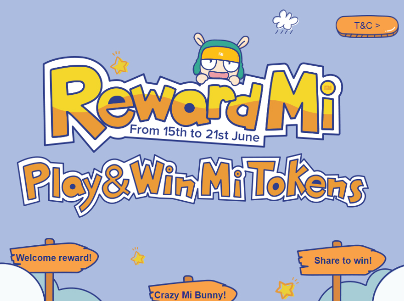 MI rewards