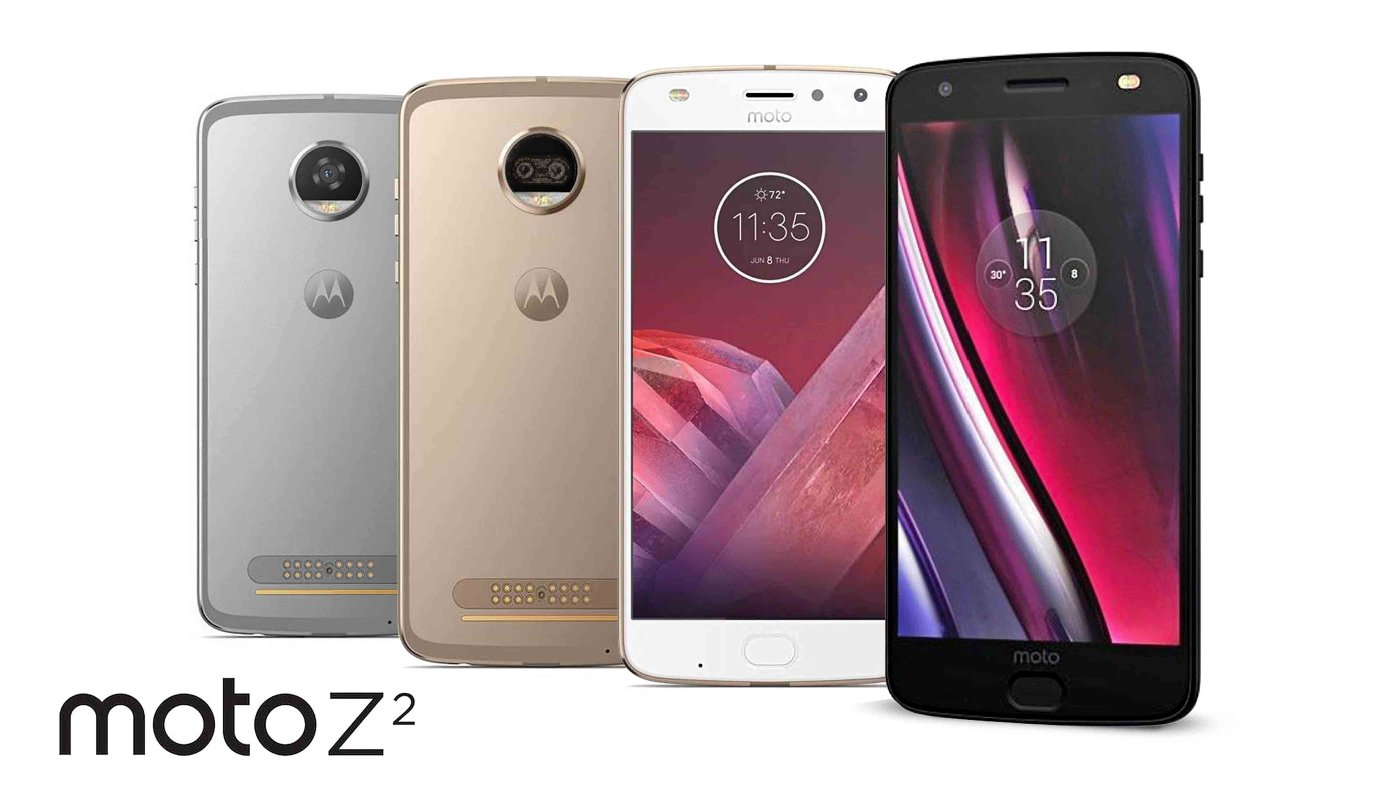 Motorola launched Moto Z2 Play with New Mods (features & specifications)