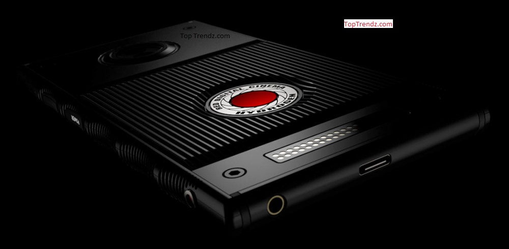 Red Hydrogen One: World's First Phone with Holographic Display.