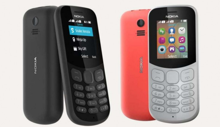 Nokia Launched their feature phone Nokia 105 and Nokia 130 Only at Rs.990
