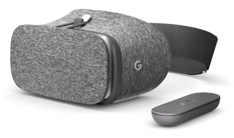 Dream on: Google's VR headset conjures up new colors, games and apps.