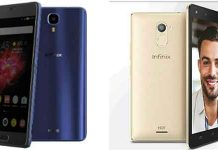 Infinix Hot 4 pro and Note 4