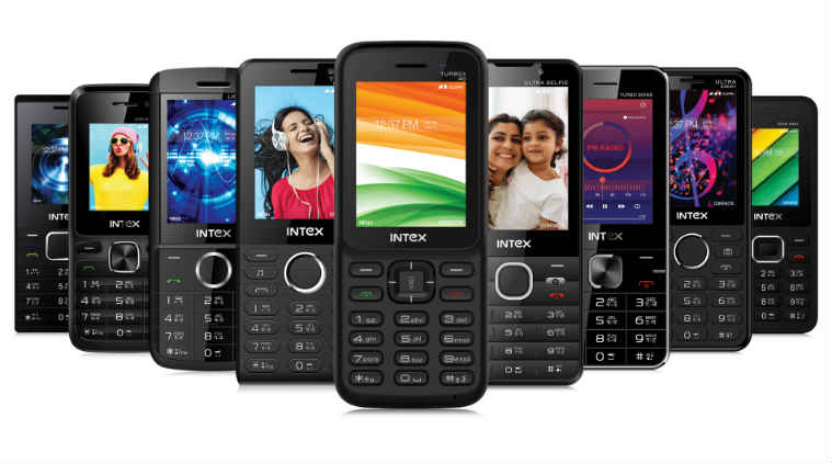Jio Phone Competitor: Intex Launches its Turbo+ 4G VoLTE Feature Phone