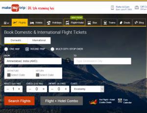 List Of Online Travel Websites In India