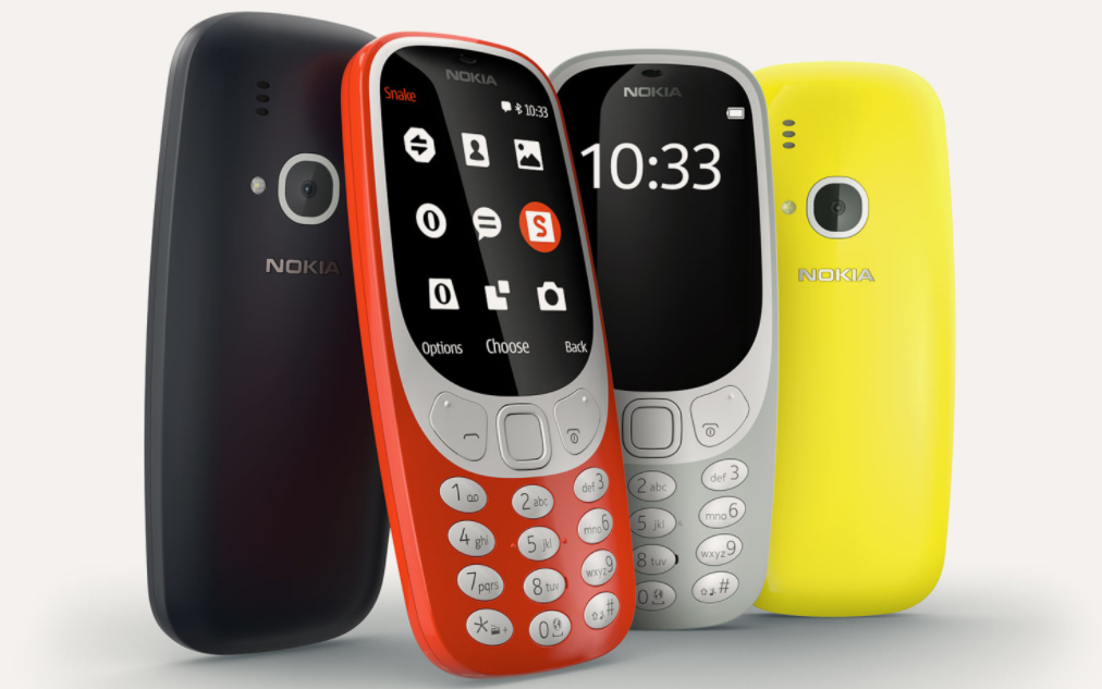 The new Nokia 3310 exists, will have color screen and different styles