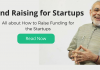 Fundraising for startups