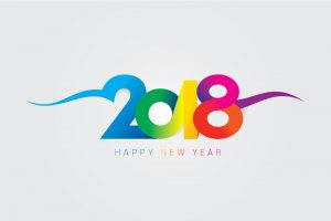 Happy New year 2018 for whatsapp