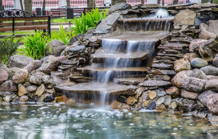 How To Build A Beautiful Waterfall Pond Without Much Expense