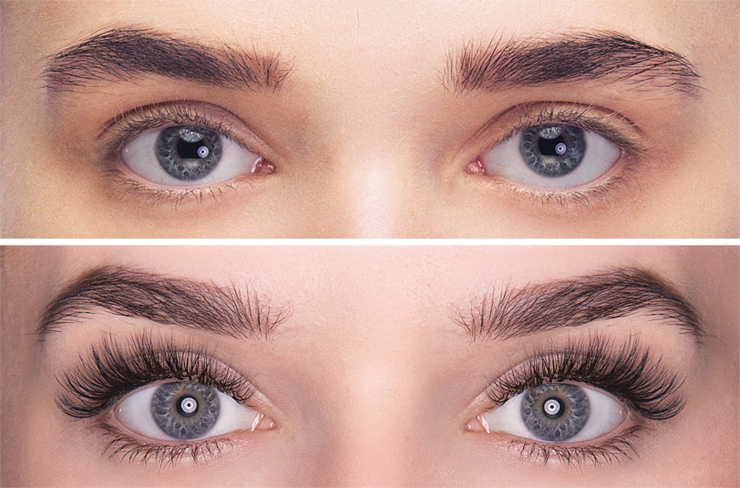 What are Eyelash Extensions and What are the types of Eyelash Extensions ?
