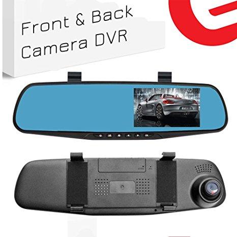 "Ezonetronics Mirror Dash Cam ""Best Mirror Dash Cam Review"""