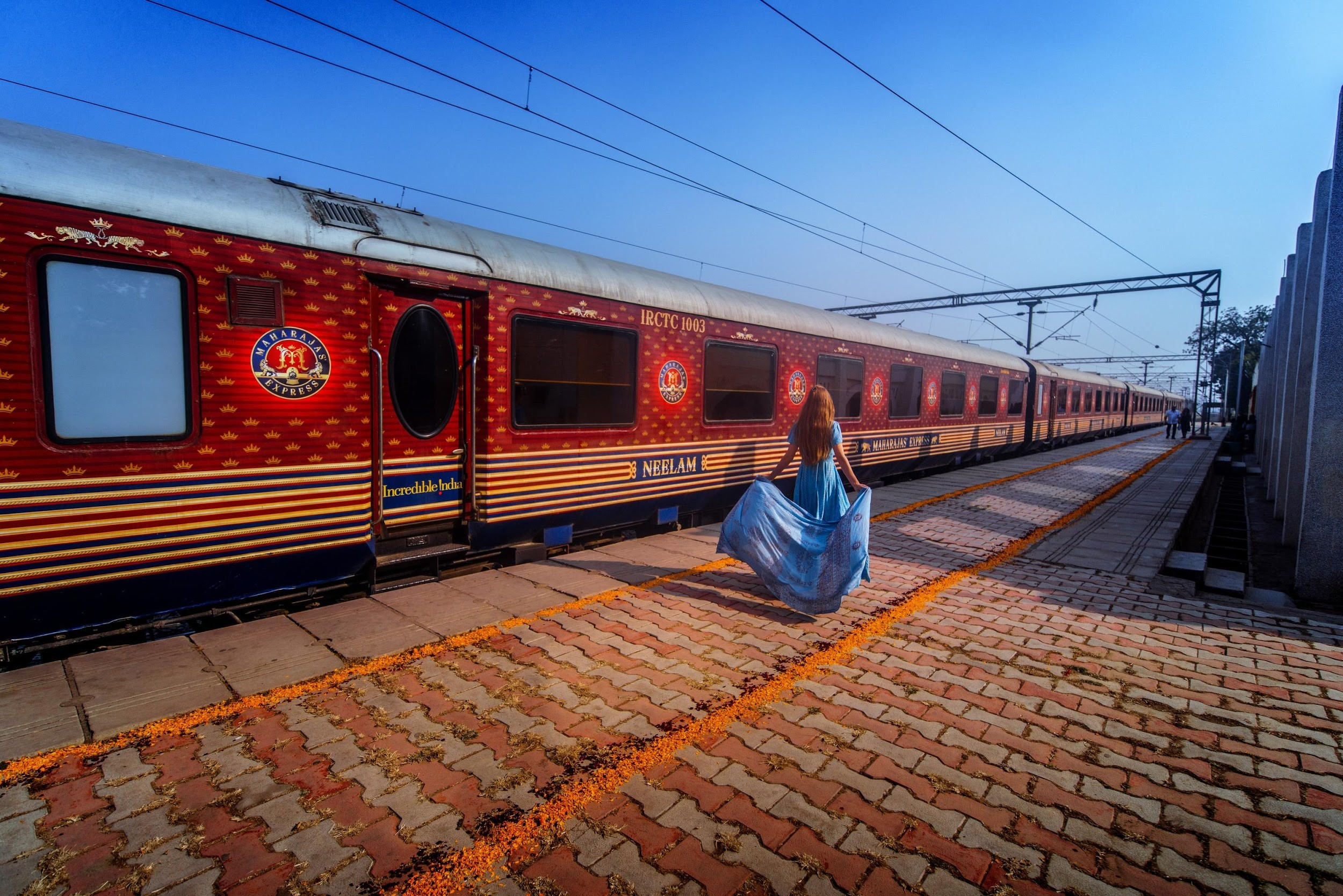 Top 7 Indian Destinations You Must Visit By Luxury Trains
