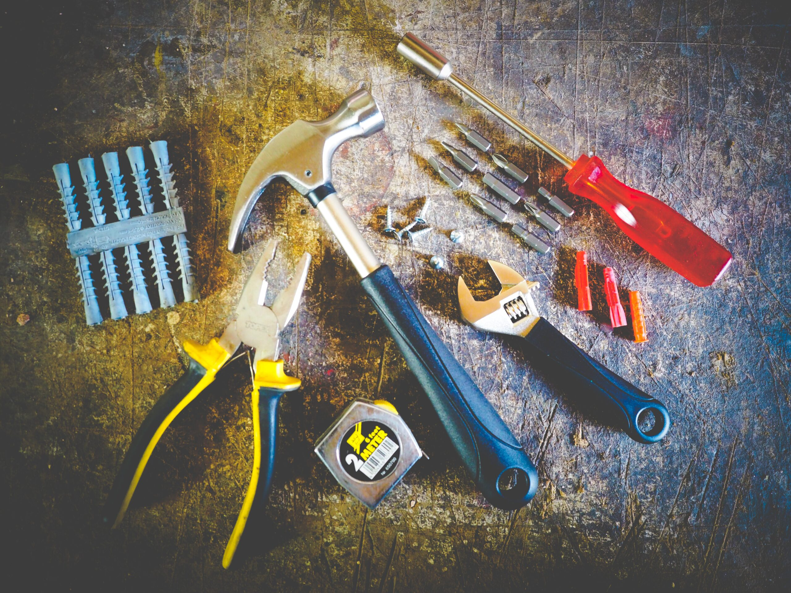 15 Must-Have Tools for Home-Expert Tips