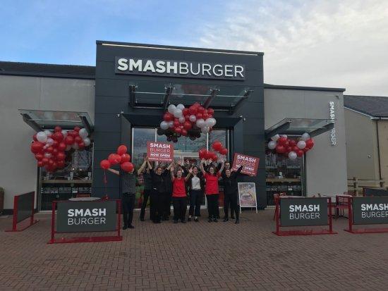 SmashBurger Feedback@www.smashburgersurvey.com