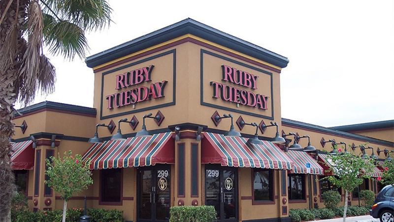 Ruby Tuesday Survey@www.tellrubytuesday.com