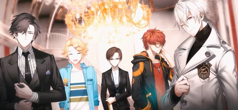 Mystic Messenger Email Guide & Answers With V & Ray Route