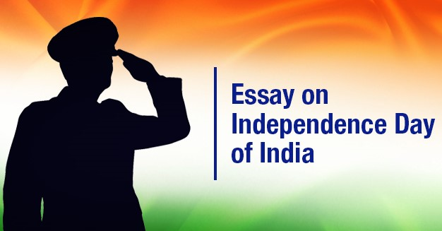 INDEPENDENCE DAY ESSAY 2018