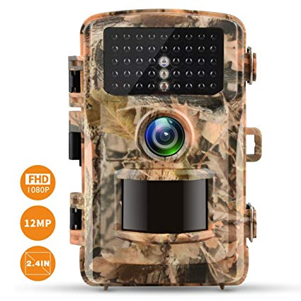 """Campark Trail Camera """"The Best Of User's Choice"""""""