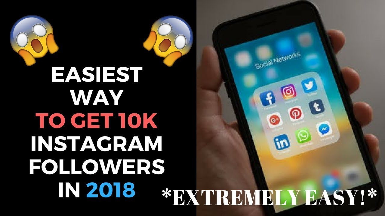 8 Tactics We Used To Get 10k Instagram Followers in One Day