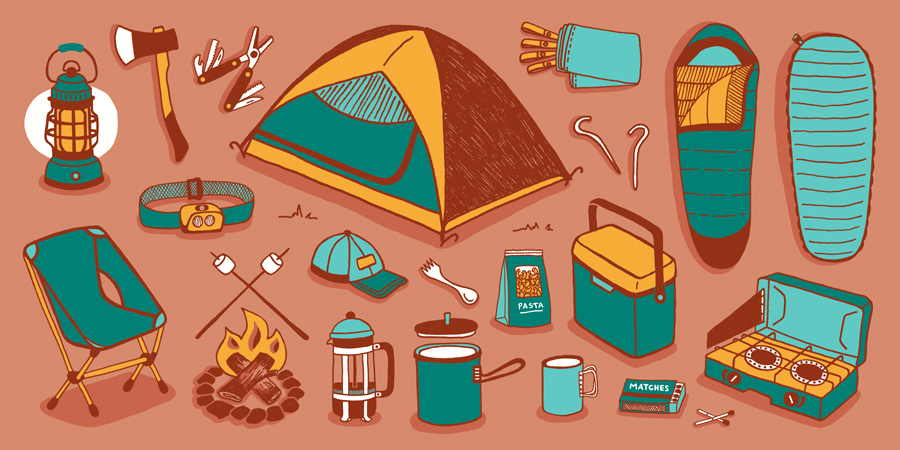 Don't Forget These Items On Your Next Camping Trip