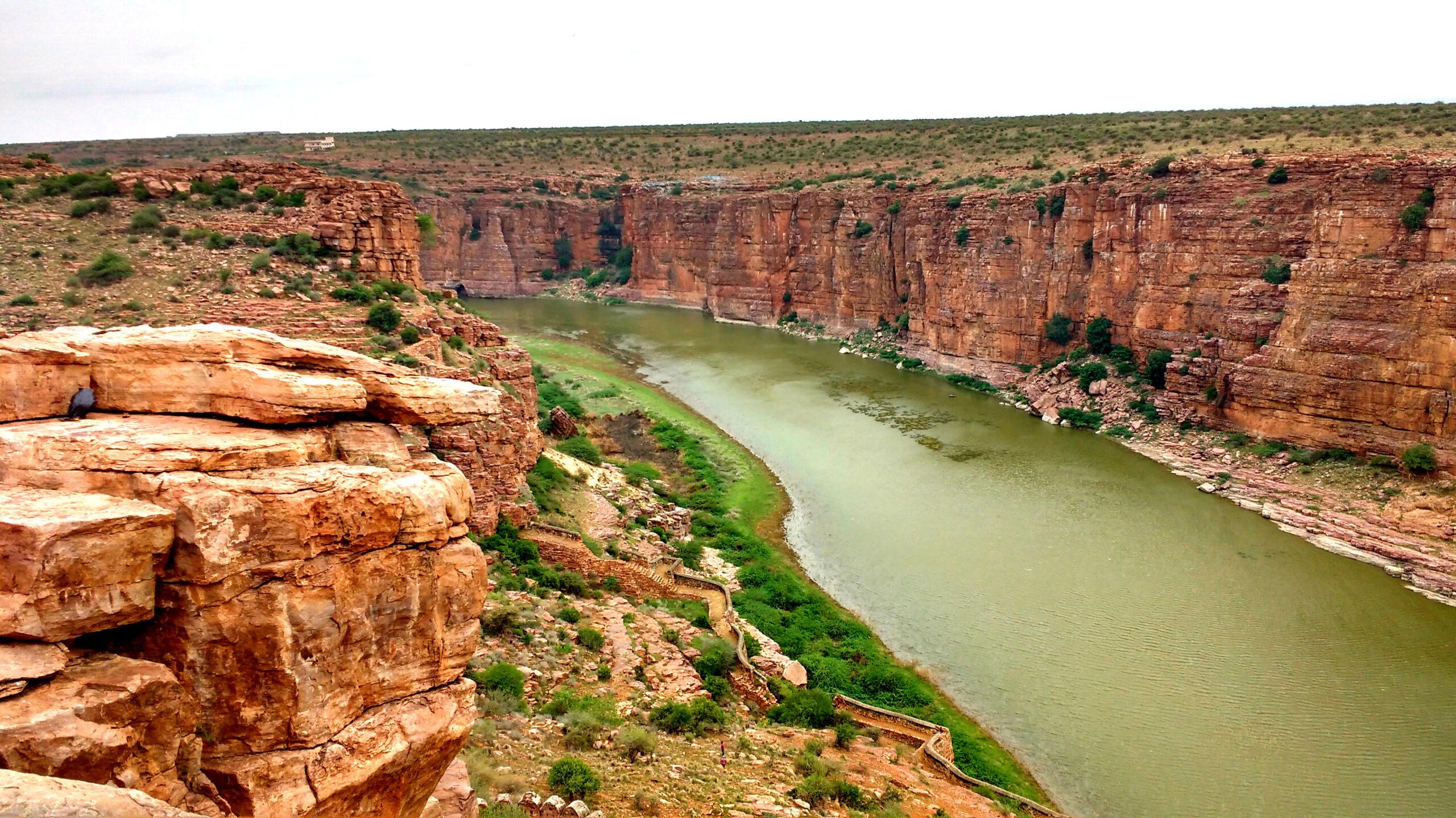 Gandikota: The Grand Canyon of India