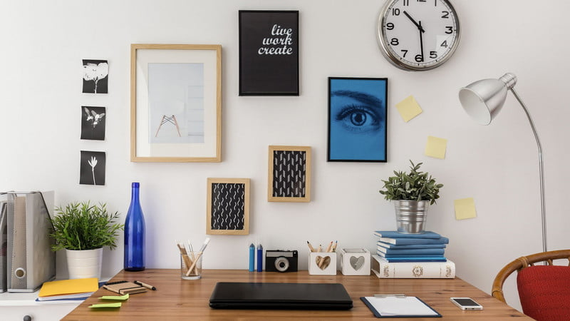 Easy Ways To Improve Your Workspace