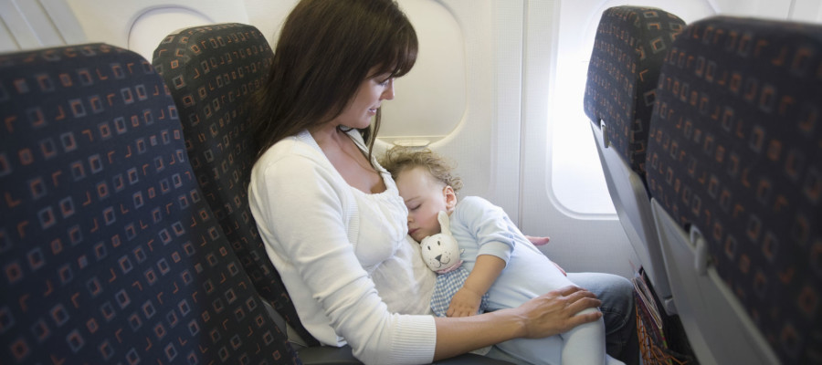 5 Tips for Traveling with a Baby