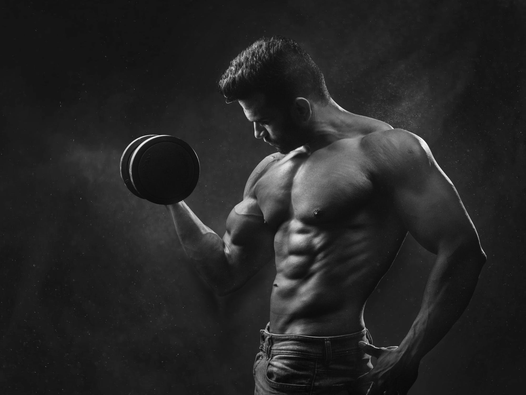 10 Foods to Help You Build Muscle and Lose Fat