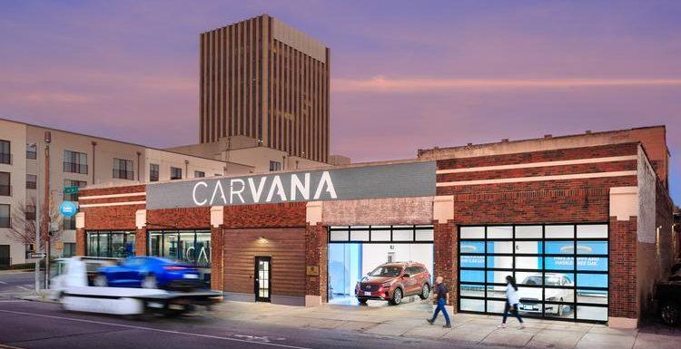 Top 10 Sites like Carvana (Alternatives Of Carvana)