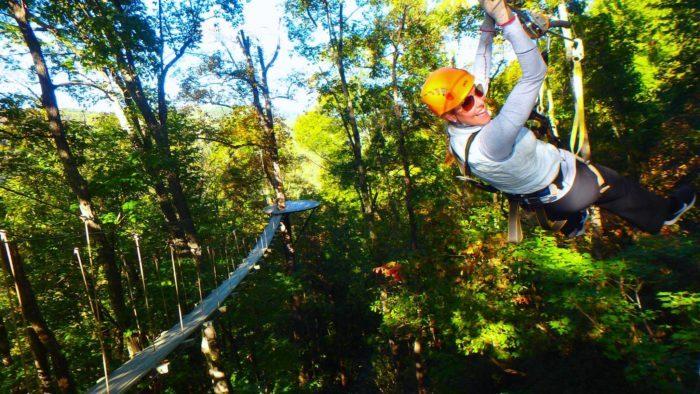10 Eco – Adventures in North Carolina