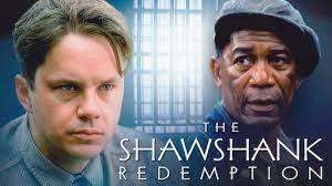 The Shaw Shank Redemption movie