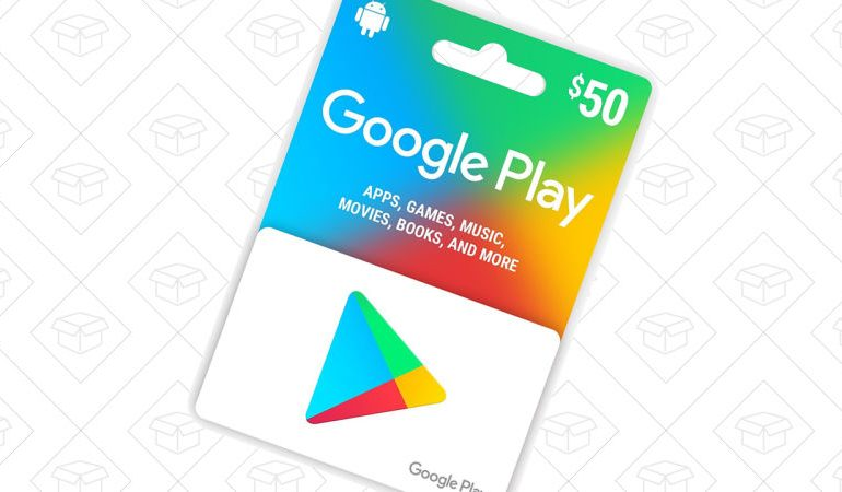 How to Get Free Google Play Credit and where to spend it